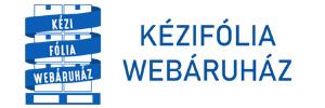 Kézifólia webáruház
