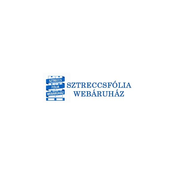 Füles papírtasak, szalagfüles, fehér, 26x12x34 cm