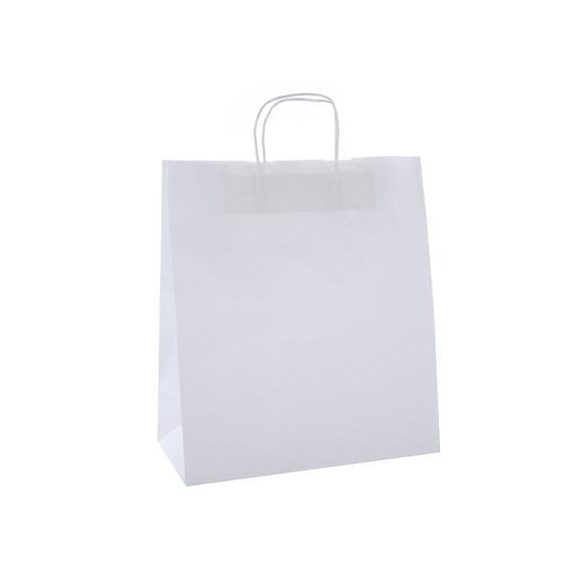 APLI Ajándéktasak, 35x16x40 cm, APLI, fehér